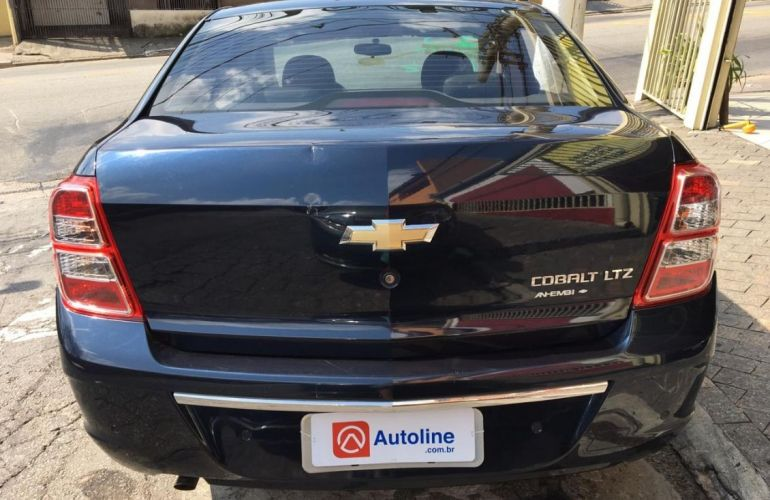 Chevrolet Cobalt 1.4 MPFi LTZ 8v - Foto #5
