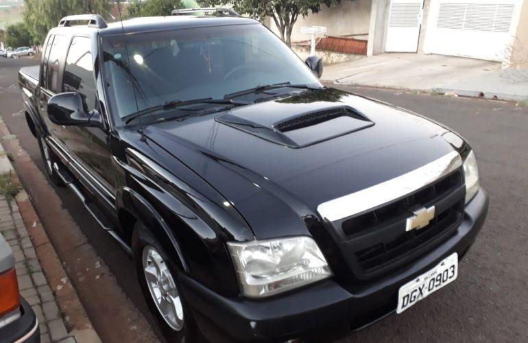 Chevrolet S10 Advantage 4x2 2.4 (Flex) (Cab Dupla) - Foto #1