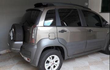 Fiat Idea Adventure 1.8 16V E.TorQ (Flex)