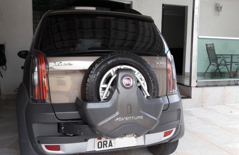 Fiat Idea Adventure 1.8 16V E.TorQ (Flex) - Foto #5