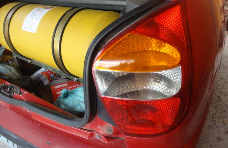 Fiat Palio EX 1.0 Fire 8V 4p - Foto #5