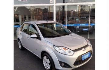 Ford Fiesta Sedan 1.6 (Flex) - Foto #7