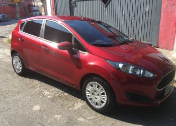 Ford New Fiesta S 1.5 16V - Foto #9