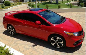 Honda Civic Si I-VTEC 2.4 - Foto #6