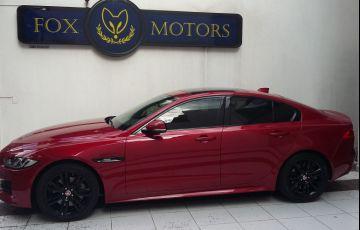 Jaguar XE 2.0 GTDI R-Sport