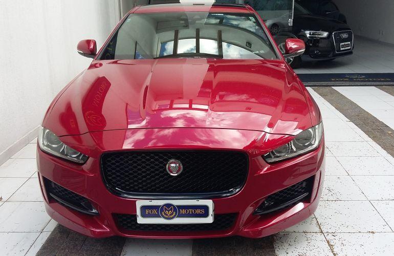 Jaguar XE 2.0 GTDI R-Sport - Foto #3