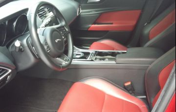 Jaguar XE 2.0 GTDI R-Sport - Foto #8