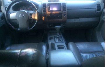 Nissan Frontier SEL 4x4 2.5 16V (cab. dupla) (aut) - Foto #6