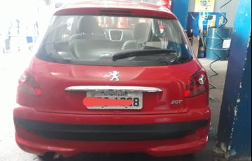 Peugeot 207 Hatch XR 1.4 8V (flex) 2p - Foto #2