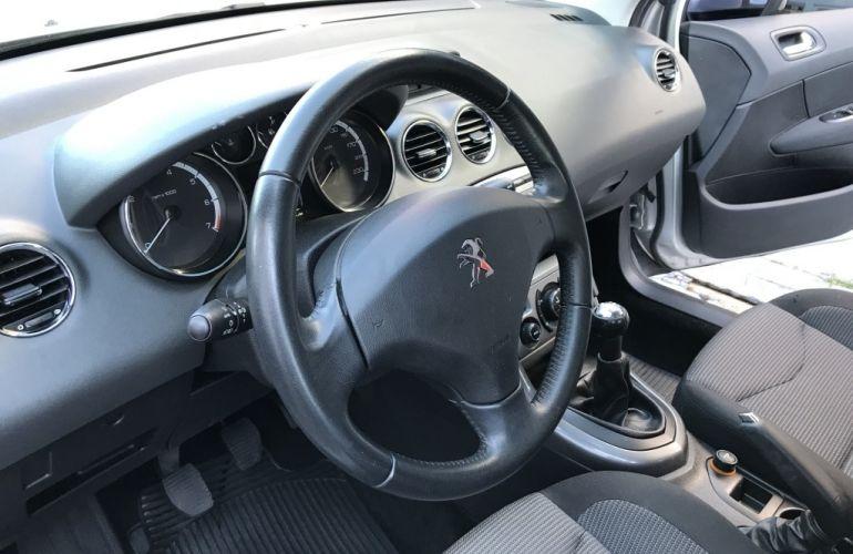 Peugeot 308 Allure 1.6 16v (Flex) - Foto #6