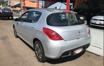 Peugeot 308 Allure 1.6 16v (Flex) - Foto #10