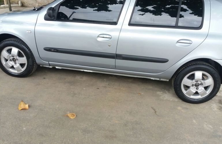 Renault Clio Hatch. Privilége 1.6 16V (flex) - Foto #6