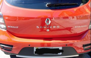 Renault Sandero Stepway 1.6 8V Easy-r (Flex) - Foto #3