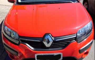 Renault Sandero Stepway 1.6 8V Easy-r (Flex) - Foto #6