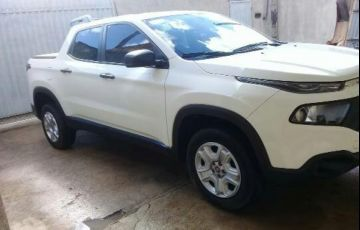 Fiat Toro Freedom 1.8 AT6 4x2 (Flex) - Foto #1