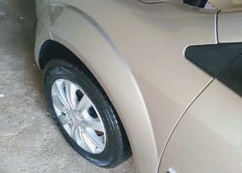Ford Fiesta Sedan 1.6 Rocam (Flex) - Foto #4