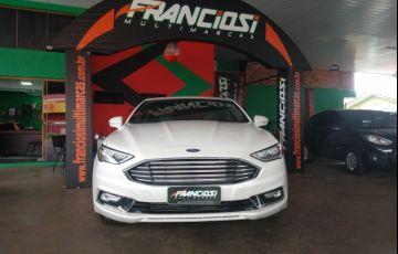 Ford Fusion 2.0 16V AWD GTDi Titanium (Aut) - Foto #1