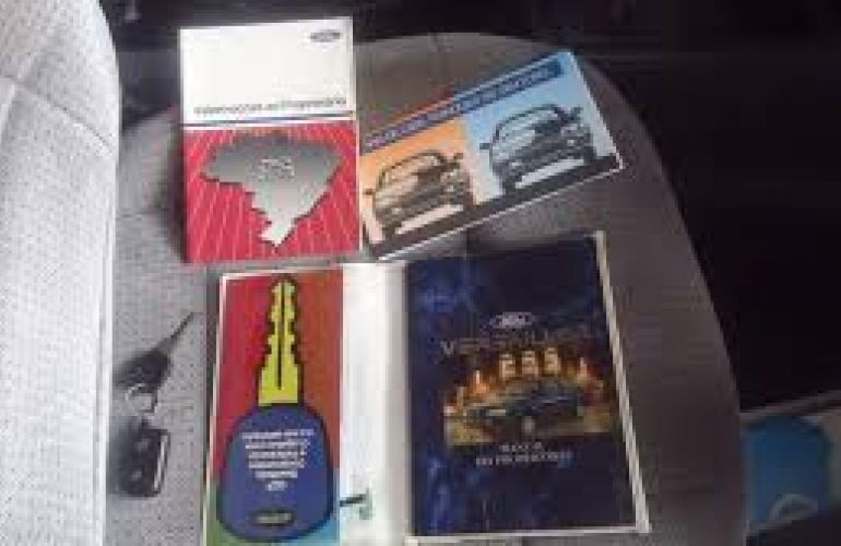 Ford Versailles GL 2.0 - Foto #10