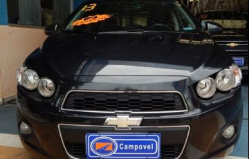 Chevrolet Sonic Sedan LTZ 1.6 MPFI 16V Flex
