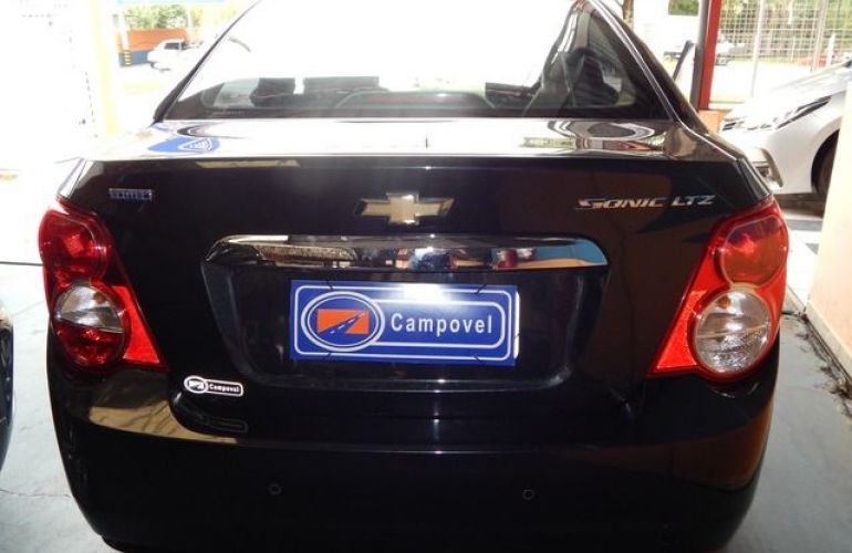Chevrolet Sonic Sedan LTZ 1.6 MPFI 16V Flex - Foto #5