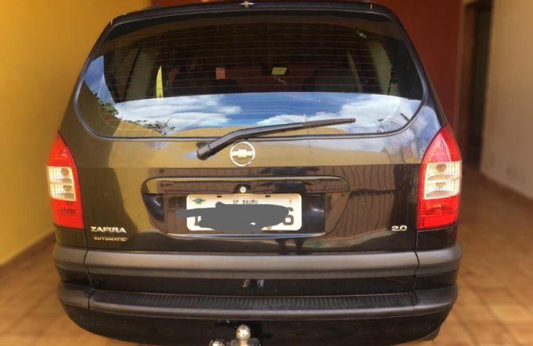 Chevrolet Zafira Elite 2.0 (Flex) (Aut) - Foto #2