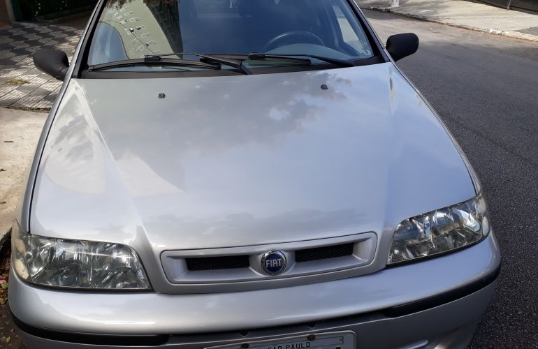 Fiat Palio Fire 1.0 8V 4p - Foto #2