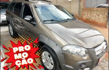 Fiat Palio Weekend Adventure Locker 1.8 8V Dualogic (Flex)