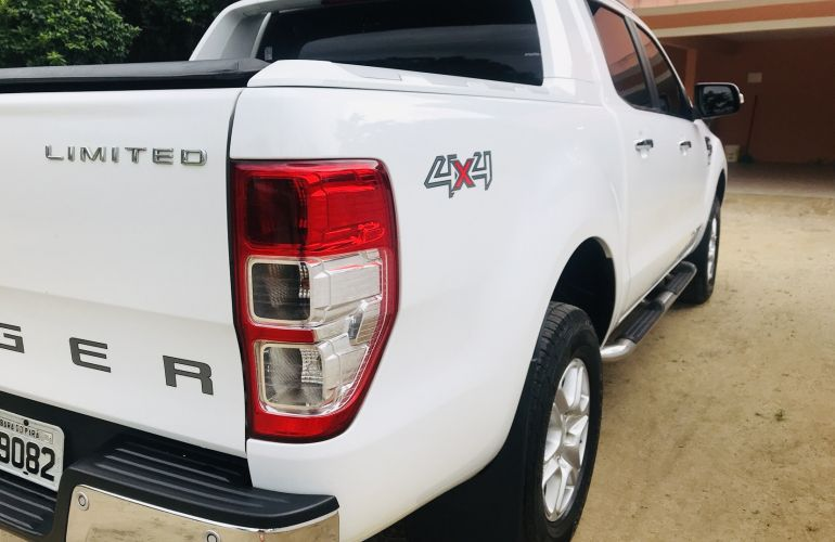 Ford Ranger 3.2 TD 4x4 CD Limited Auto - Foto #2