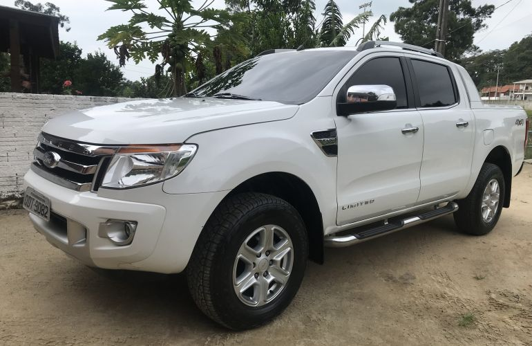 Ford Ranger 3.2 TD 4x4 CD Limited Auto - Foto #1