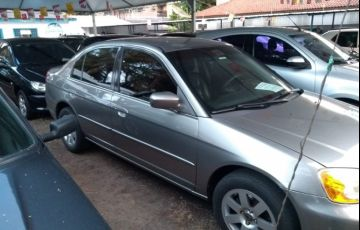 Honda Civic Sedan LX 1.6 16V (Aut) - Foto #1