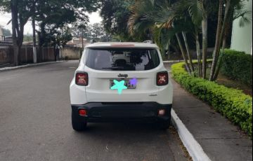 Jeep Renegade Longitude 1.8 (Aut) (Flex) - Foto #2