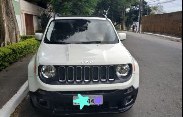 Jeep Renegade Longitude 1.8 (Aut) (Flex) - Foto #3