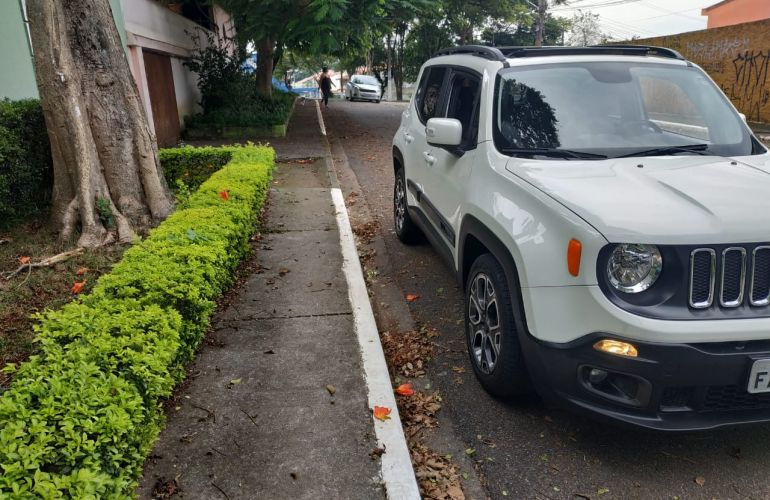 Jeep Renegade Longitude 1.8 (Aut) (Flex) - Foto #5