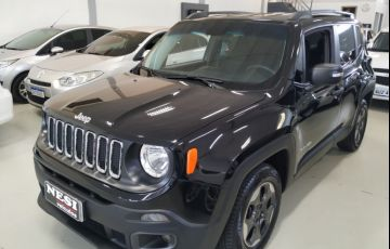 Jeep Renegade Sport 1.8 (Flex) - Foto #2