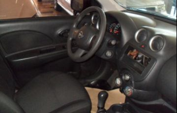 Nissan March S 1.0 12V Flex - Foto #5