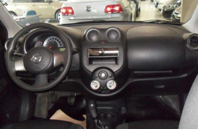 Nissan March S 1.0 12V Flex - Foto #6