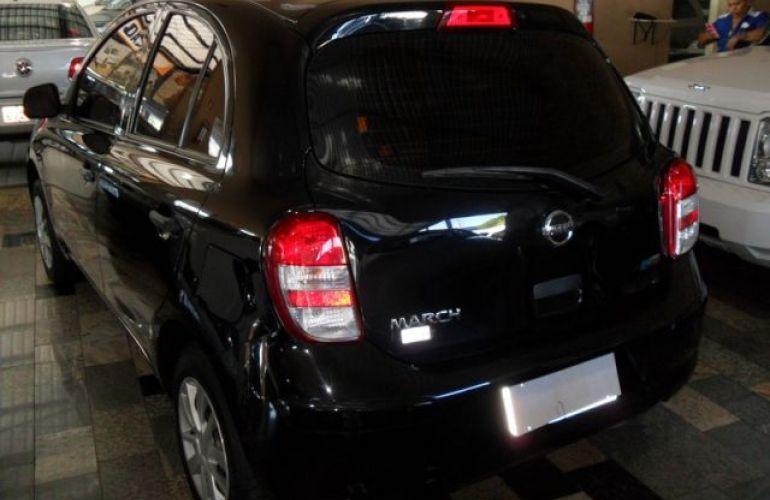 Nissan March S 1.0 12V Flex - Foto #8