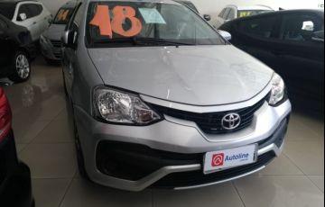 Toyota Etios Sedan XS 1.5 (Flex) (Aut)