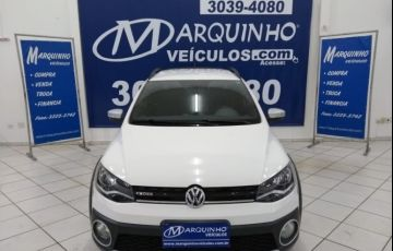 Volkswagen Saveiro Cross 1.6 16v MSI CD (Flex) - Foto #1