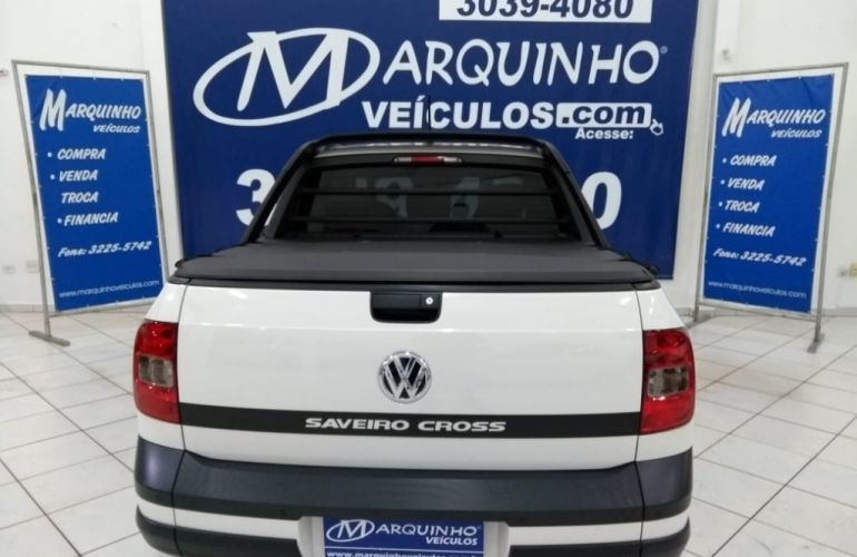 Volkswagen Saveiro Cross 1.6 16v MSI CD (Flex) - Foto #4
