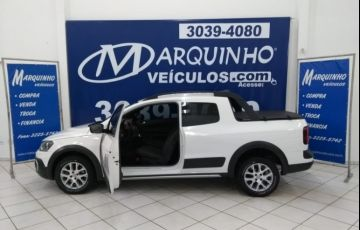 Volkswagen Saveiro Cross 1.6 16v MSI CD (Flex) - Foto #7