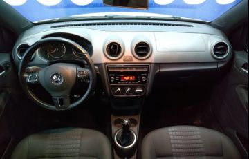 Volkswagen Saveiro Cross 1.6 16v MSI CD (Flex) - Foto #10
