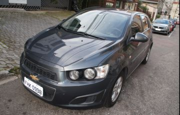 Chevrolet Sonic Hatch LT