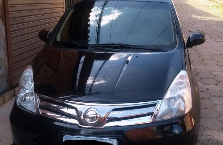 Nissan Grand Livina SL 1.8 16V (flex) (aut) - Foto #8