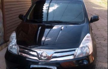 Nissan Grand Livina SL 1.8 16V (flex) (aut) - Foto #10