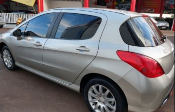 Peugeot 308 1.6 16v Allure (Flex) - Foto #3
