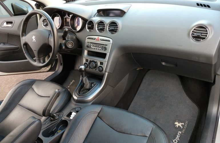 Peugeot 308 1.6 16v Allure (Flex) - Foto #8