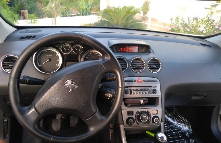 Peugeot 408 Allure 2.0 16V (Flex) - Foto #9