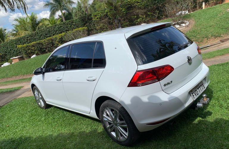 Volkswagen Golf Comfortline Tiptronic 1.6 MSI (Flex) - Foto #6