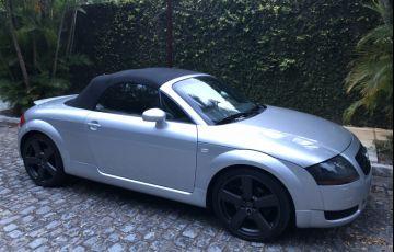 Audi TT Roadster 1.8 20V Turbo Quattro - Foto #3